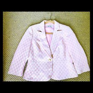 Jasper Tutu pink suit